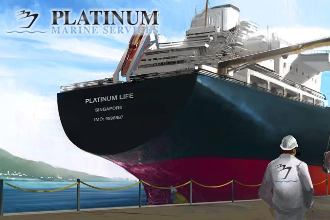 Kurumsal web tasarım - Platinum Marine Services - Tuzla Web Tasarım İstanbul