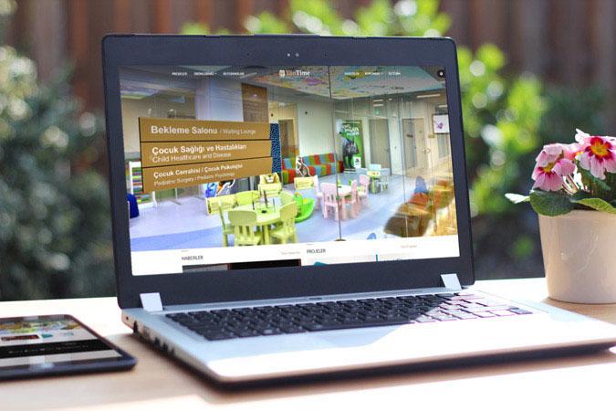 Yöntime Mimari Yönlendirme Kurumsal Web Sitesi Tasarımı Ataşehir İstanbul