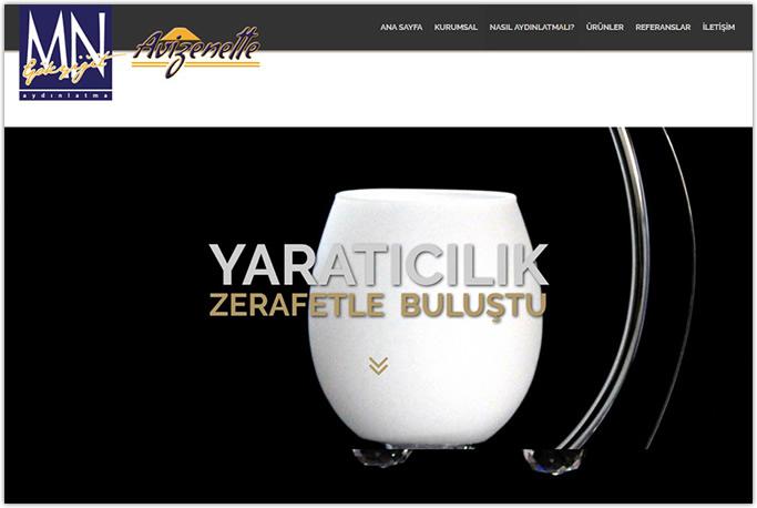 Gökyiğit Avize Aydınlatma kurumsal web sitesi Zeytinburnu Bakırköy İstanbul